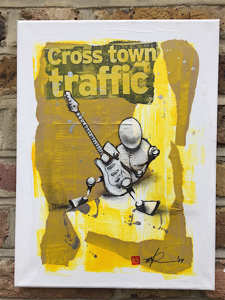 Jimi – Cross Town Traffic